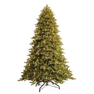 9 ft. Just Cut Norway Spruce EZ Light Artificial Christmas Tree with 1000 Color Choice LED Lights-20911HD 205983401