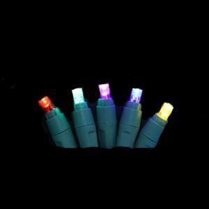 EcoSmart 100-Light LED Multi-Color Micro-Style Light Set-4001165W-02SHO 206771064