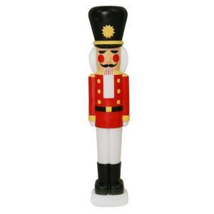 General Foam 39.5 in. Nutcracker Statue-HD-C1335 202786432