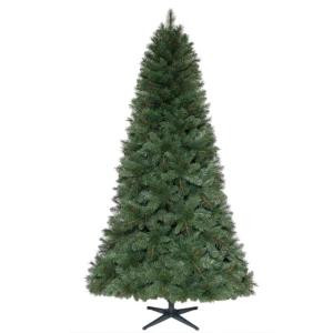 Home Accents Holiday 7.5 ft. Unlit Wesley Mixed Spruce Artificial Christmas Tree-TG76M5304X00 204007680