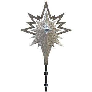 LightShow 17.91 in. Lighted Projection Tree Topper-Kaleidoscope Set-38708 206768218
