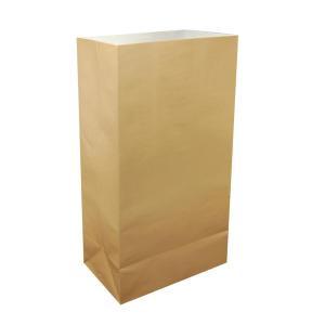 Lumabase Tan Luminaria Bags (100-Count)-00411 204659597