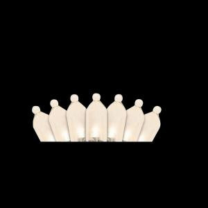 Martha Stewart Living ColorSoft 50-Light LED Italian Warm White Light Set-TY840-1415 204918301