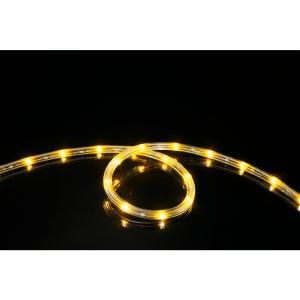 Meilo 16 ft. 120-Volt Yellow 108-LED Rope Light (2-Pack)-ML12-MRL16-YL-2PK 206795186