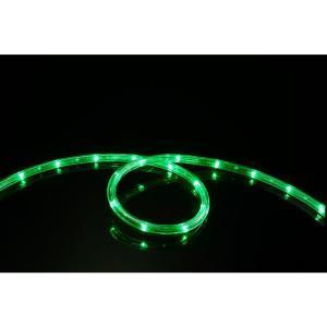 Meilo 16 ft. LED Green Rope Lights-ML12-MRL16-GR 205859877