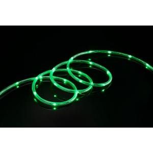 Meilo 9 ft. Green LED Rope Light (2-Pack)-ML11-MRL09-GR-2PK 206792318