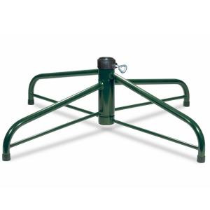 National Tree Company 32 in. Folding Tree Stand for 9 ft. to 12 ft. Trees 2 in. Pole-FTS-32A-1 300496365