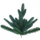 11 in. Natural Foxtail Fir Artificial Tree Branch Sample-42281BR 206950868