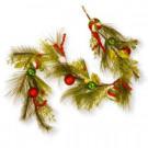 6 ft. Christmas Ball Garland-RAC-16009G6 300330578