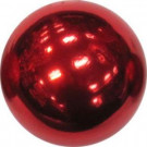 Christmas by Krebs 150 mm Sonic Red Shatterproof Ball Ornament (Pack of 12)-CBK13990 203471322
