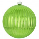 Christmas by Krebs 200 mm Limeade Ripple Ball (Pack of 6)-CBK30675 206214904