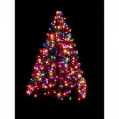 Crab Pot Trees 4 ft. Indoor/Outdoor Pre-Lit LED Artificial Christmas Tree with Green Frame and 240 Clear Lights-G4C-LED 205398013