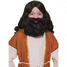 Forum Novelties Brown Biblical Wig and Beard Children's Set-61992 204451683
