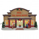Home Accents Holiday 6 in. Lit Home Depot Village House-NM-X15290AA 206953901