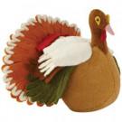 Home Decorators Collection 10 in. Wool Felt Turkey-9727700730 300134193